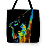 Let There Be Rock Tote Bag