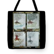 Let Time Fly Tote Bag