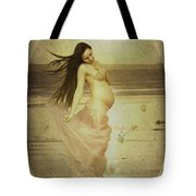 Let Your Soul And Spirit Fly Tote Bag
