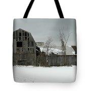 Letchworth Barn 0077b Tote Bag