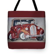 Let's Cruise Tote Bag