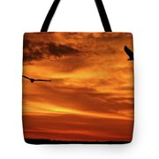 Let's Dance Tote Bag by Adele Moscaritolo