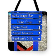 Let's Do It All Tote Bag