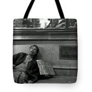 Let's Do Lunch U Buy Tote Bag