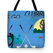 Let's Go Clubbing Tote Bag