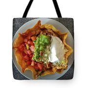 Let's Go Mexican Tote Bag