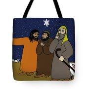 Let's Go To Bethlehem Tote Bag