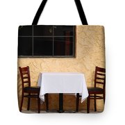 Lets Have Lunch Together Tote Bag