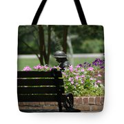 Lets Rest Tote Bag