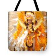 Lets Samba Tote Bag