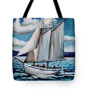Let's Set Sail Tote Bag