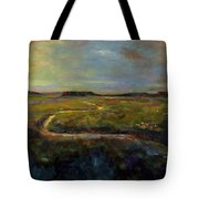 Let's Take This Path Tote Bag