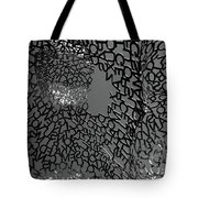 Letters Body Tote Bag