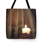 Letters Of Hope Tote Bag