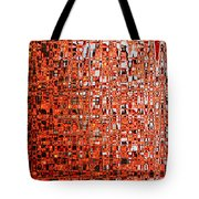 Letting In Light Tote Bag