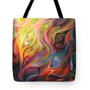 Letting Light In  Tote Bag