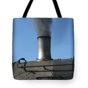 Letting Off Some Steam Tote Bag