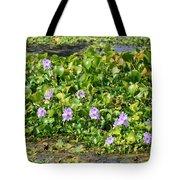 Lettuce Lake Flowers Tote Bag