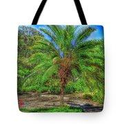 Leu Gardens Palm Tote Bag