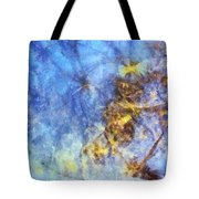 Leucospermous Mental Picture  Id 16098-052430-80880 Tote Bag