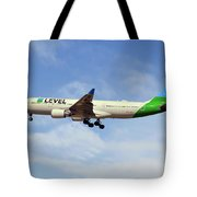 Level Airbus A330-202 Tote Bag