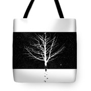 Leverything Is Temperory Tote Bag