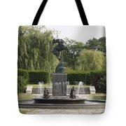 Levi L. Barbour Memorial Fountain Tote Bag