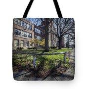 Lew Wallace High School April 2015 017 Tote Bag