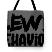 Lewd Behavior Tote Bag
