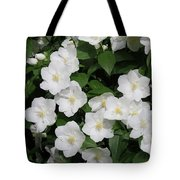 Lewis' Mock-orange Tote Bag