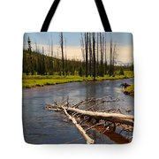 Lewis River Tote Bag