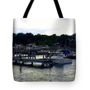 Lexington Harbor Tote Bag