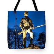 Lexington Minuteman Tote Bag