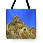 Leydon Hill With Cave Tote Bag