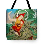 Lhalung Pelgi Dorje Tote Bag