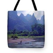 Li River - 196 Tote Bag