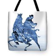 Li Shang-blue Tote Bag