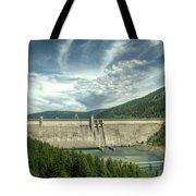 Libby Dam Tote Bag