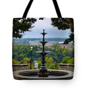 Libby Hill Park Tote Bag