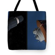 Liberty Bell 7 - Gently Cross Your Eyes And Focus On The Middle Image Tote Bag