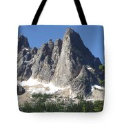 Liberty Bell Mountain Tote Bag