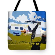 Liberty Belle Tote Bag