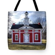 Liberty Bond House Tote Bag