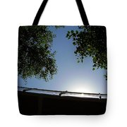 Liberty Bridge Tote Bag