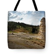 Liberty Cap - Yellowstone Tote Bag