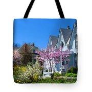 Liberty Carpenter Gothic Tote Bag