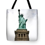 Liberty Enlightening The World Tote Bag