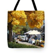 Liberty Farmers Market Tote Bag