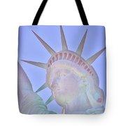 Liberty Glows Tote Bag