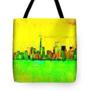 Liberty In New York - Pa Tote Bag